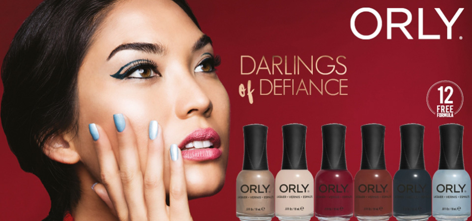 Darlings Of Defiance ORLY Shop
