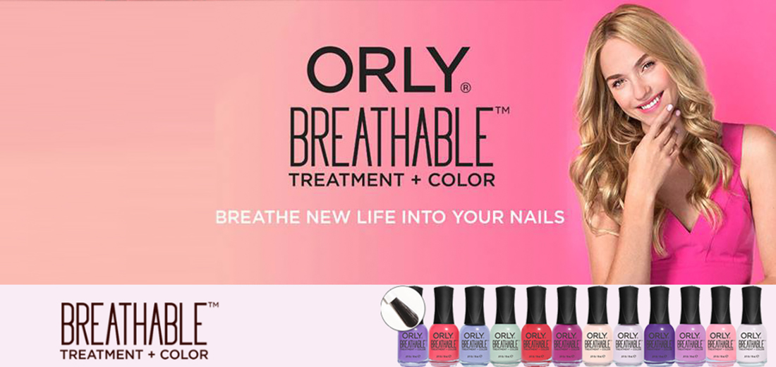 BREATHABLE ORLY Shop